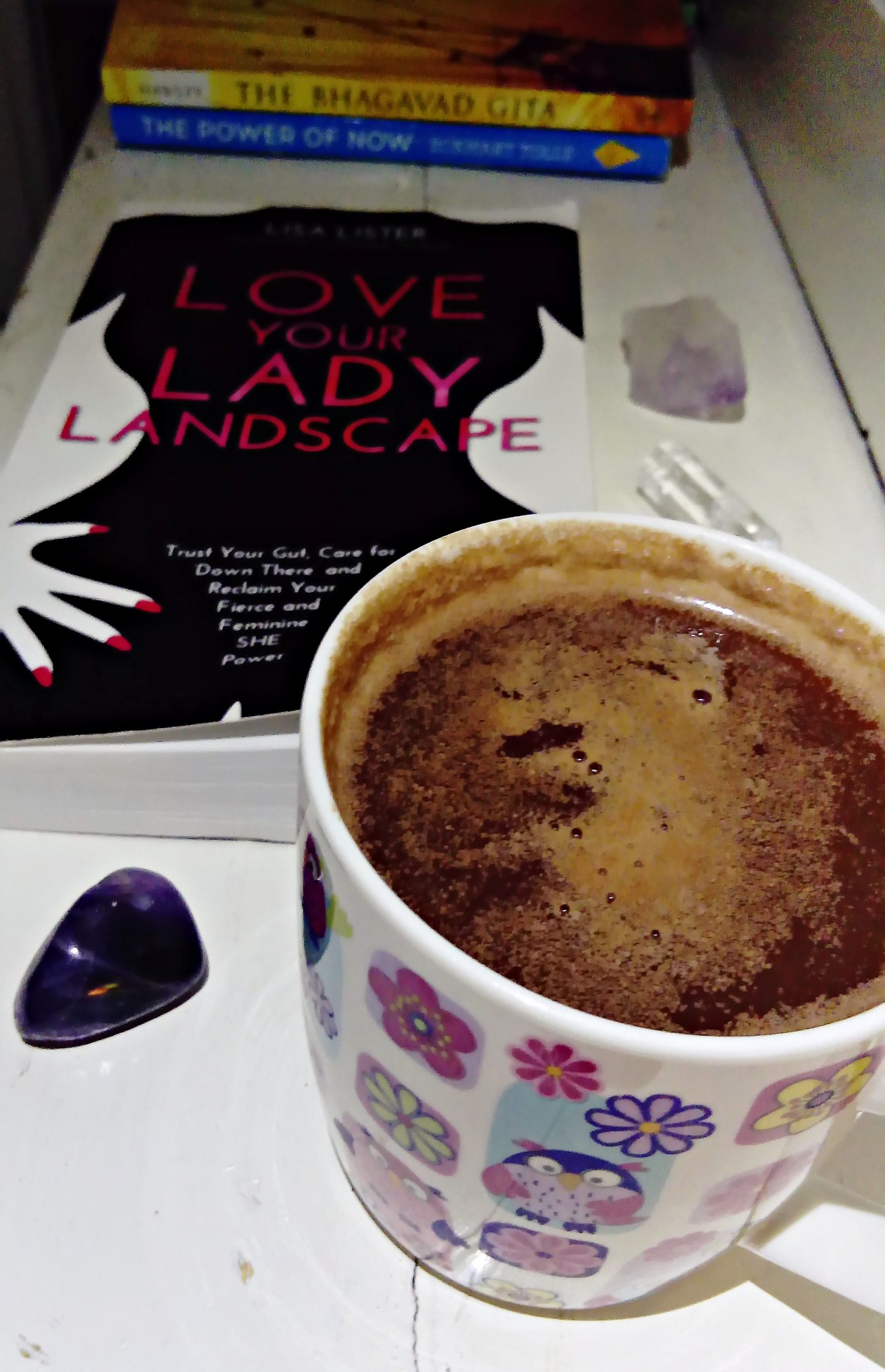 Cosy nights + Love Your Lady Landscape