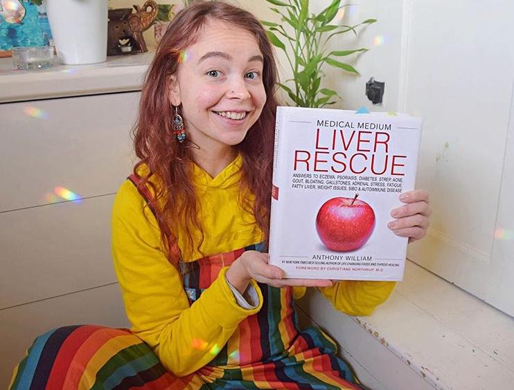 Liver rescue: medical medium