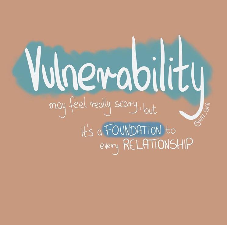 How vulnerability helped me heal